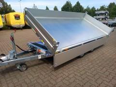 DK-AL 3718/35 P (20) Profi mit Elektr. Pumpe und niedrige Ladehöhe